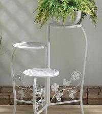 Butterfly 3-Tier Plant Stand